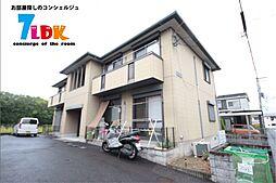 奈良県橿原市土橋町の賃貸アパートの外観
