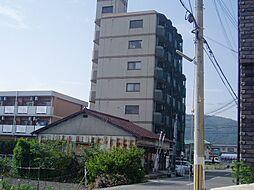 兵庫県姫路市広畑区小松町2丁目の賃貸マンションの外観