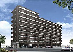 仮)博多区板付マンション[5階]の外観