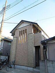 千葉県千葉市稲毛区天台1丁目の賃貸アパートの外観