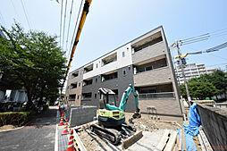 兵庫県伊丹市南町2丁目の賃貸アパートの外観