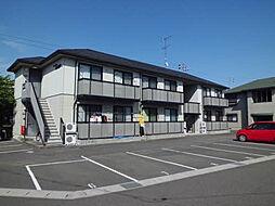 山口県山陽小野田市住吉本町2の賃貸アパートの外観
