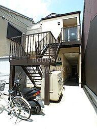 京都アパートメント4[202号室号室]の外観