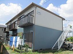 大阪府寝屋川市仁和寺本町3丁目の賃貸アパートの外観