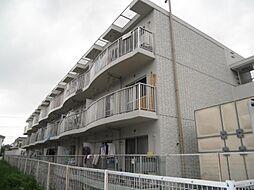 第2渡辺レヂデンス[3階]の外観