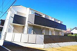 神奈川県横浜市金沢区瀬戸の賃貸アパートの外観