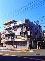 レジデンス川名山[2階]の外観