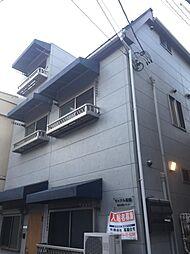 キャナル高輪[3階]の外観