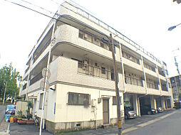 コーポ田中[3階]の外観