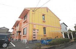 徳島県徳島市北沖洲2丁目の賃貸アパートの外観