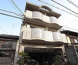 京都府京都市下京区唐物町の賃貸マンションの外観