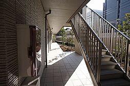 サンレジデンス[2階]の外観