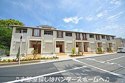 大阪府枚方市招提南町3丁目の賃貸アパートの外観