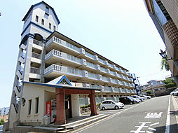富士見台[504号室]の外観