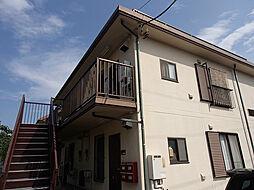 ふじハイツ[1階]の外観