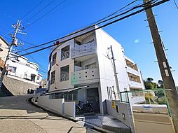 シティパレス生駒谷田町P-7[2階]の外観
