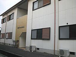 大阪府泉南郡熊取町久保3丁目の賃貸アパートの外観
