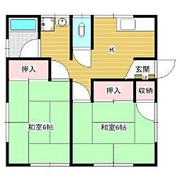 [一戸建] 長野県塩尻市大字広丘堅石 の賃貸【/】の間取り