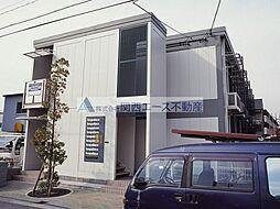 大阪府大阪市城東区永田1丁目の賃貸アパートの外観