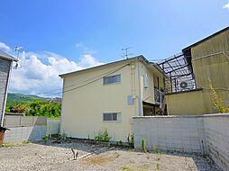 奈良県奈良市雑司町の賃貸マンションの外観