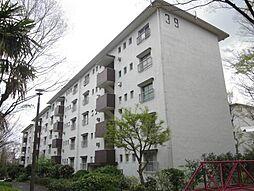 片倉台団地3−9号棟[406号室]の外観