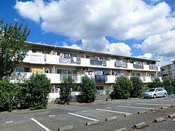 ニューパークマンション[3階]の外観