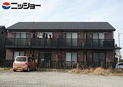 アンプルールリーブルすみれII[2階]の外観