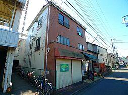 コーポ田中(五香)[3F号室]の外観