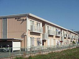 大阪府泉大津市二田町2の賃貸アパートの外観