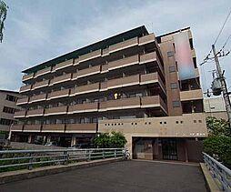 京都府京都市右京区西院笠目町の賃貸マンションの外観