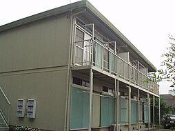 神奈川県横浜市西区浅間町3丁目の賃貸アパートの外観