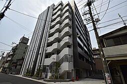 ライジングプレイス川崎二番館[6階]の外観