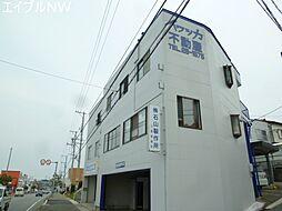 三重県松阪市光町の賃貸マンションの外観