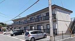 山口県宇部市東梶返2丁目の賃貸アパートの外観