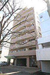 北海道札幌市中央区北三条西20丁目の賃貸マンションの外観