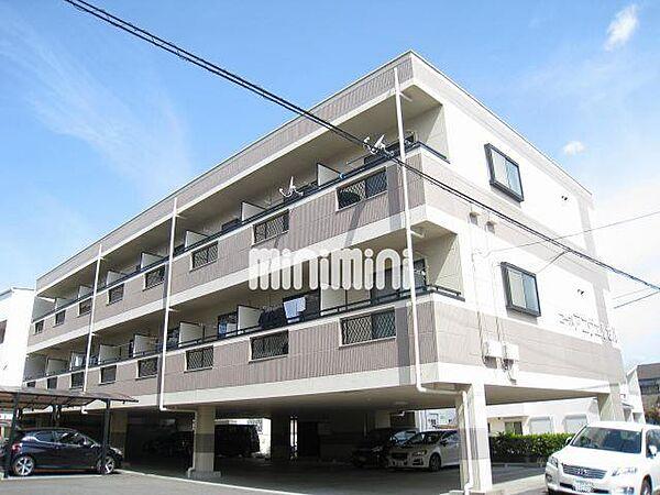 コーポアニヴェルセル 3階の賃貸【愛知県 / 高浜市】