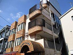 大阪府寝屋川市萱島桜園町の賃貸マンションの外観