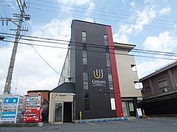 滋賀県大津市坂本7丁目の賃貸マンションの外観