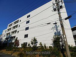 神奈川県川崎市麻生区百合丘2丁目の賃貸マンションの外観