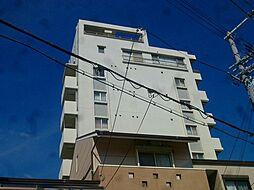 エレガンス長居[4階]の外観