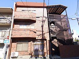 京都府京都市東山区一橋宮ノ内町の賃貸マンションの外観