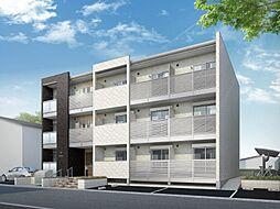 東急東横線 日吉駅 バス8分 江川町下車 徒歩4分の賃貸マンション