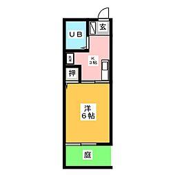 杁ヶ池公園駅 2.6万円