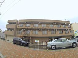 兵庫県宝塚市中筋4丁目の賃貸マンションの外観