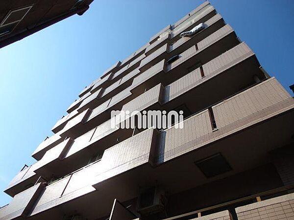 サンモール浅間[4階]の外観