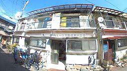 [テラスハウス] 大阪府東大阪市中石切町2丁目 の賃貸【/】の外観
