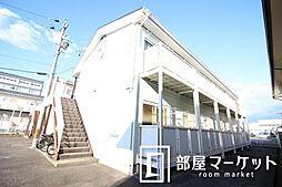 Surplus One 錦[2階]の外観