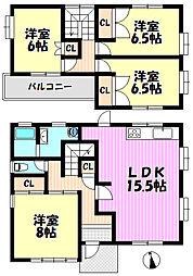 玉垣駅 1,650万円