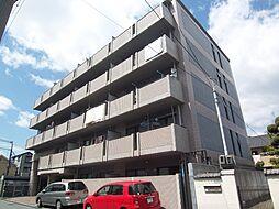 兵庫県伊丹市平松2丁目の賃貸マンションの外観