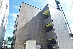 janvier(ジャンヴィエ)[2階]の外観